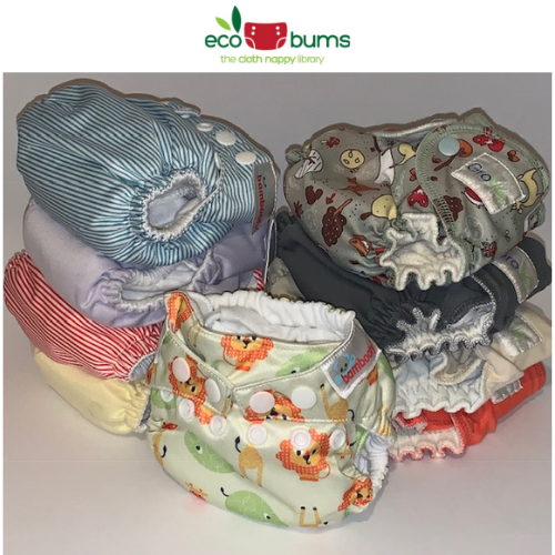 eco bums NEWBORN Home Hire Kit